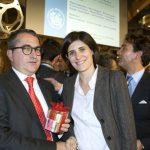 Carpinetti con la Sindaca Chiara Appendino